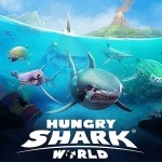 Players can soon sink his or her teeth into the brand new Hungry Shark World, having pre-registration now live