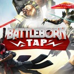 2K Games brings their new Battleborn franchise to mobile devices having Battleborn Tap