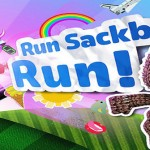 Run Sackboy! Run! Evaluate: A great looking countless runner with some moderate control issues