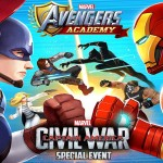 Civil War has also arrived on the university of Marvel Avengers School