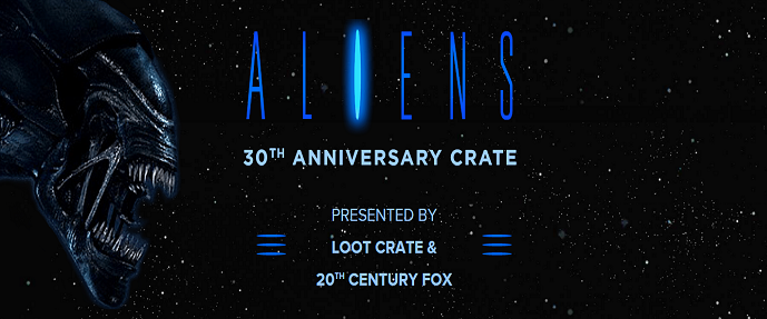 Aliens Loot Crate
