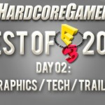 Best of E3  – Day Two: Artwork, Tech, Trailer