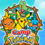 Camp Pokmon App Designed for Android Devices
