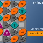 Try and clear the recreation board of giveaways in a single move in One particular Move, now out on Android