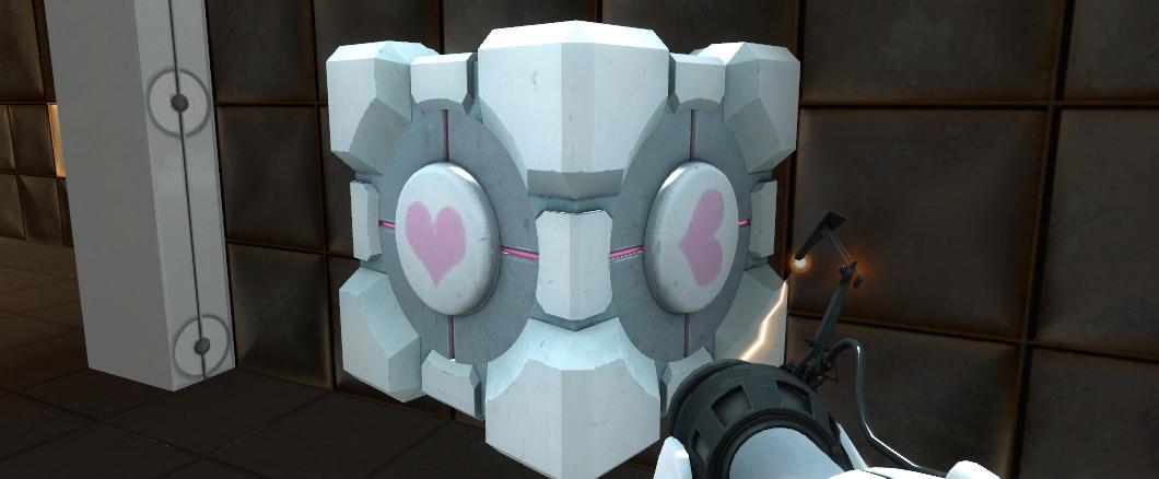 Portal_gun_holding_cube