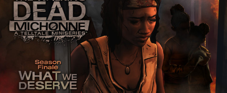 The Walking Dead: Michonne Episode 3: What We Deserve