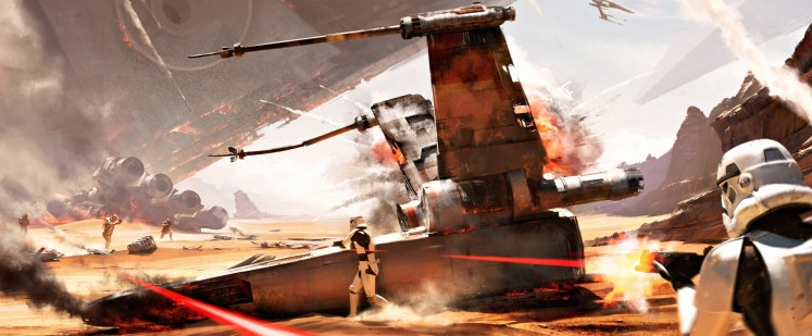 Star Wars Battlefront The Battle of Jakku 02