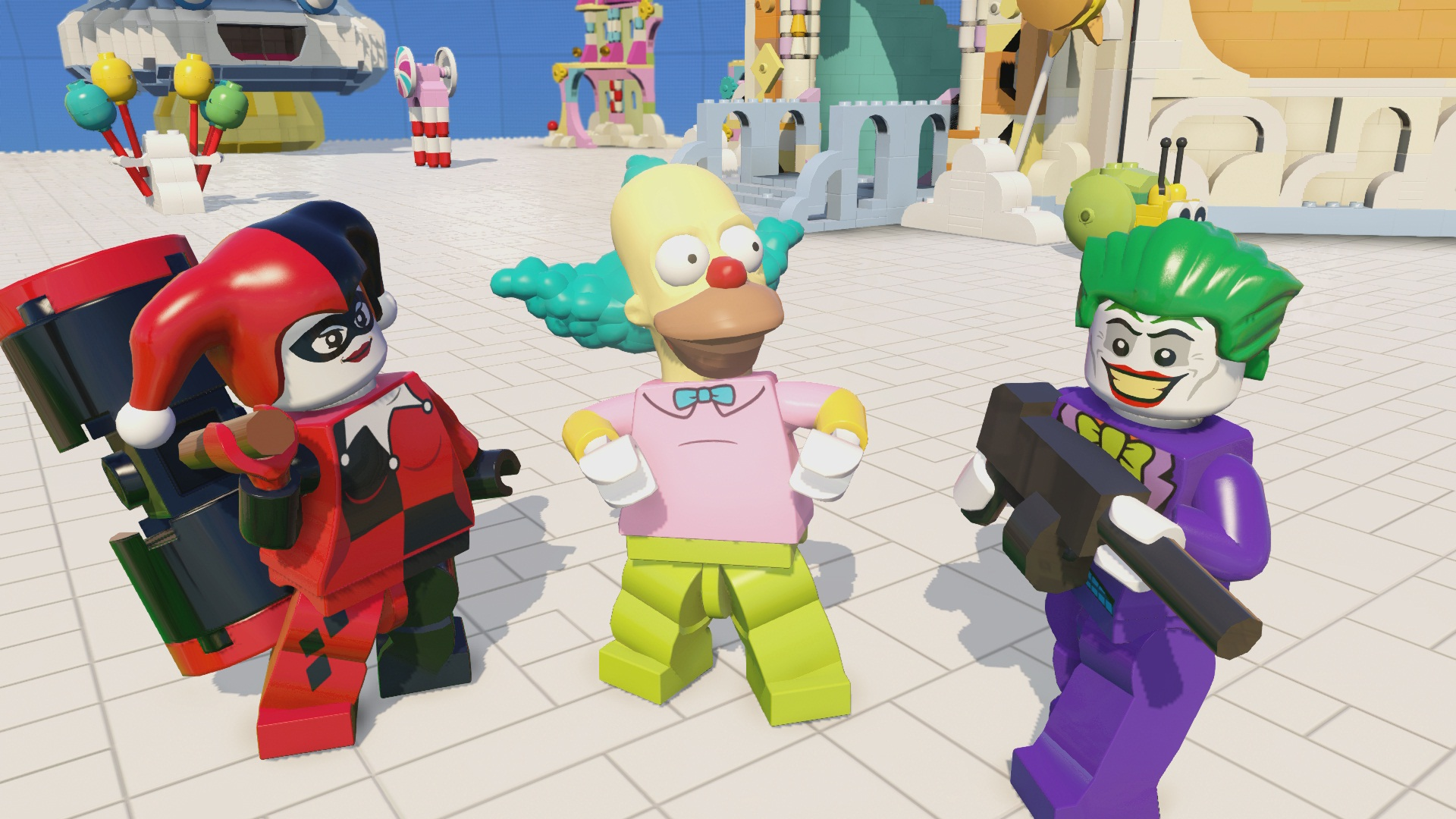 LEGO Dimensions The Simpsons 09