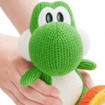 Mega Yarn Yoshi on discount sales at Toys R Us