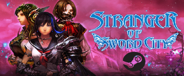 Stranger of Sword City Steam Header