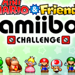 Mini Mario & Friends amiibo Problem Receives Character Trailer home