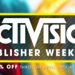Activision Publisher Weekend Sales Hits Steam