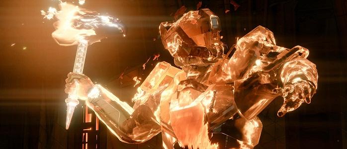 Destiny The Taken King Titan
