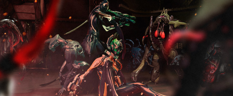 Warframe_Infested Nightmares key art