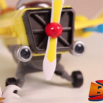 Taking to the Skies with TOMY's Sound Boom Tails' Plane