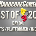 Best of E3  – Day Four: Fighter, Sports, Platformer, Independent, Adventure
