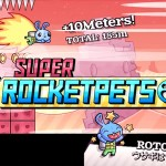 New arcade platformer Tremendous Rocket Pets coming from Mode Games flies onto mobile devices right now