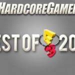 Hardcore Gamer's Best of E3  Awards